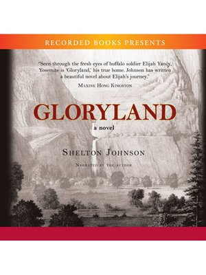 cover image of Gloryland